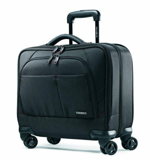 Samsonite Luggage Xenon 2 Spinner Mobile Office