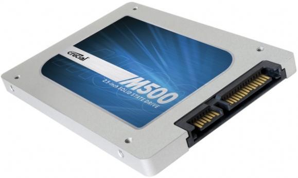 Crucial 960GB M500
