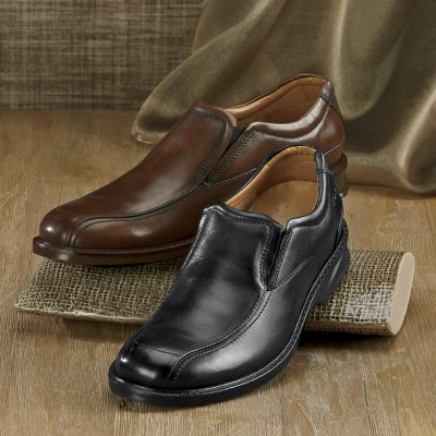 Clarks 其乐 Colson Knoll 男士无带正装皮鞋,$44.99(直邮到手价¥335)